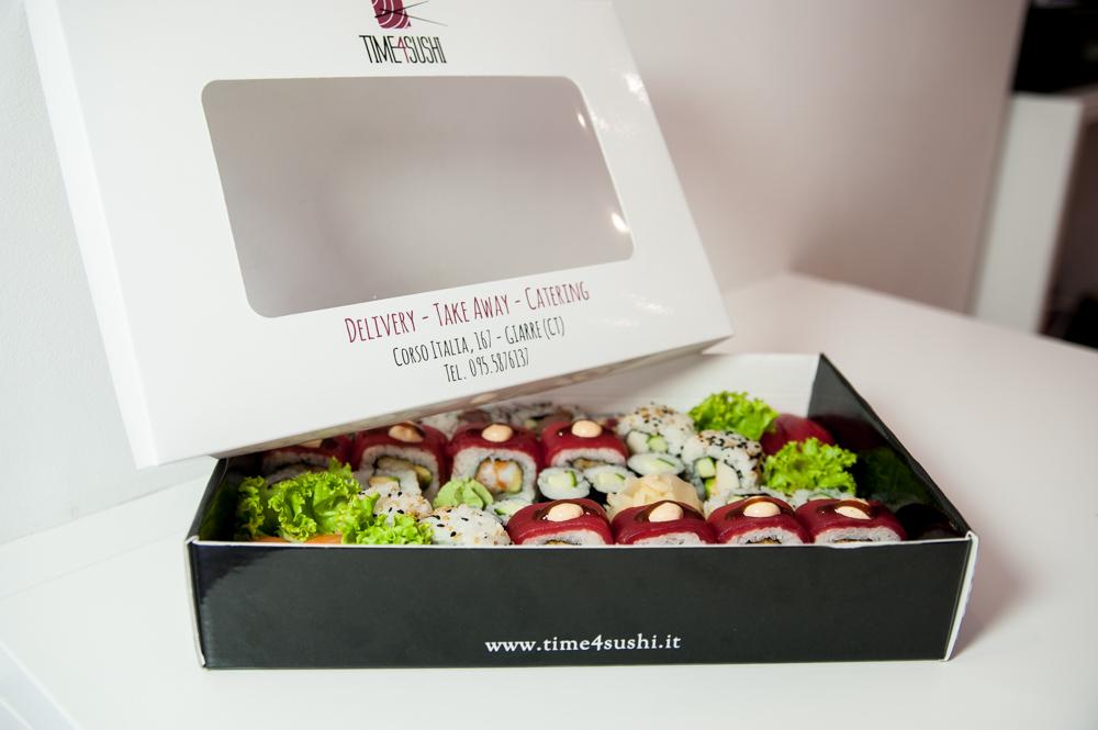 Le nostre box sushi